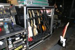 Green Day, Backstage, Billie Joe Guitars, 3 Monkeys, Greg Howard