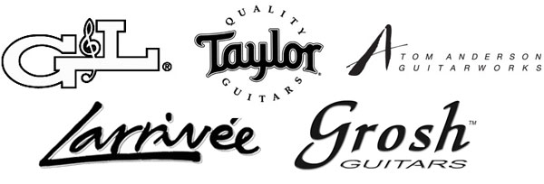 Authorized guitar repair center