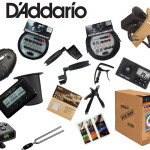 D'Addario Guitar Accessories